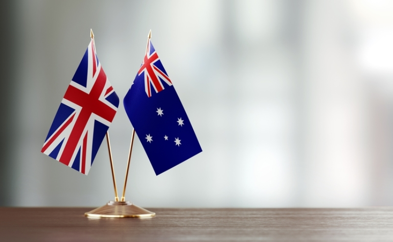 The Call From The Land Down Under: Australia And The UK