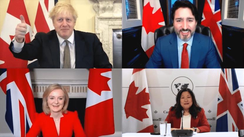 Canada UK Trade Deal