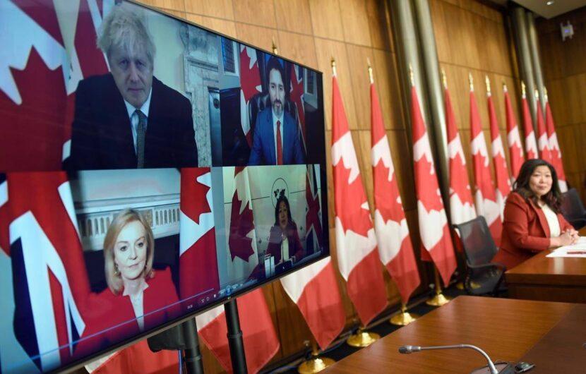 Canada UK CANZUK
