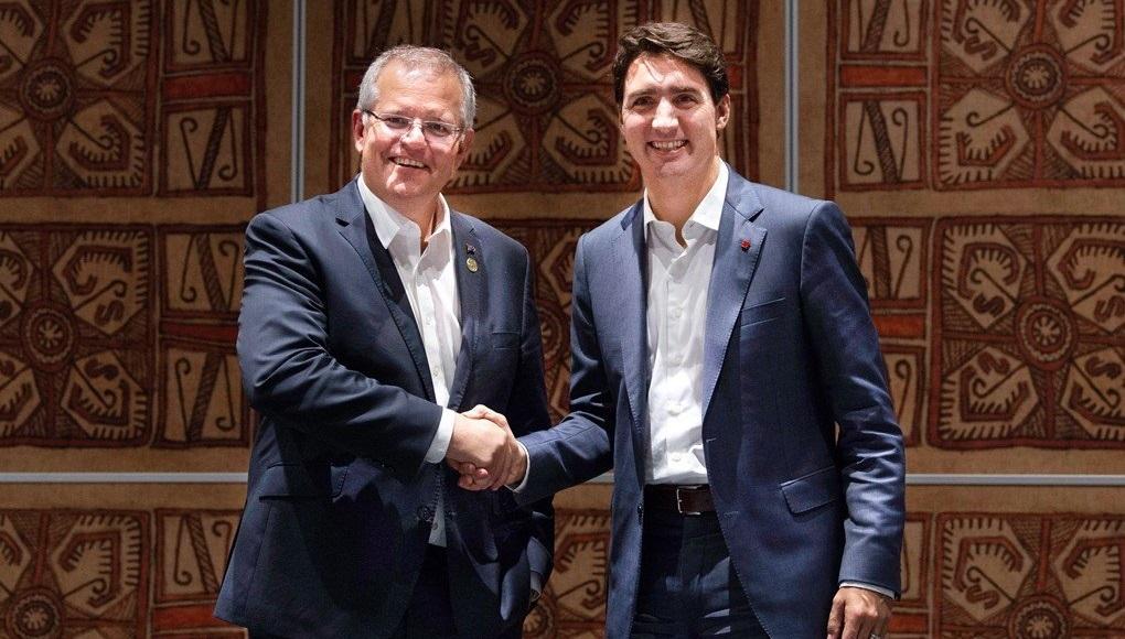 Canada Australia CANZUK