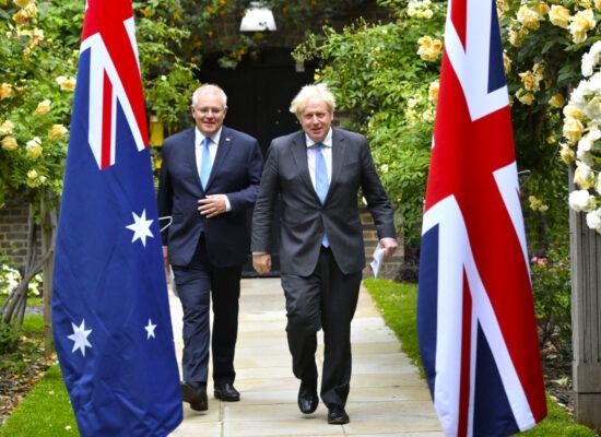 Australia UK Trade CANZUK